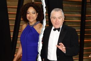 Nu te-ai fi asteptat la asa ceva! Robert De Niro divorteaza dupa 21 de ani de casatorie - FOTO