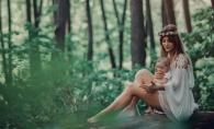 Sora Deliei, mai sexy ca niciodata pe Instagram! S-a fotografiat fara sutien si cu burtica de graviduta la vedere - FOTO
