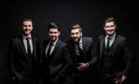 Brio Sonores, acasa cu primul concert solo! 4 voci si 4 prezente care ne duc faima in lume. Iata cum s-a desfasurat evenimentul - VIDEO