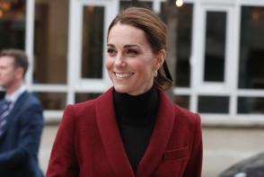 Kate Middleton, aparitie neasteptata la un eveniment oficial. Ducesa a imbracat o fusta mini - FOTO
