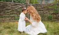 Te vor invalui fiorii! Bucuria de a fi mama, elogiata in noul videoclip al Tatianei Heghea - VIDEO