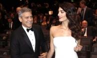 Amal si George Clooney divorteaza? Iata dovezile ca nu mai formeaza un cuplu - FOTO