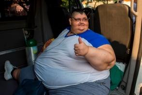 Cel mai gras barbat din lume a slabit 300 de kilograme! Vezi cum arata acum - VIDEO