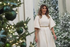 Melania Trump, criticata dur pentru decoratiunile de Craciun. Cum a transformat Casa Alba? - FOTO