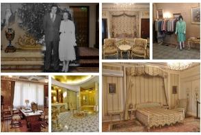 Incredibil! Vezi in ce lux traiau sotii Ceausescu! Aveau piscina interioara, sala de cinema, zona SPA si bai aurite - FOTO