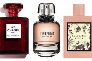 10 parfumuri irezistibile, perfecte pentru a fi daruite, purtate si adorate in aceasta iarna