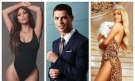 Femeile din viata lui Cristiano Ronaldo!  Ele sunt divele care l-au sedus pe celebrul fotbalist - FOTO