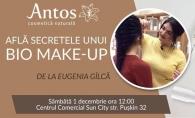 Invata sa fii propriul make-up artist! Eugenia Gilca iti spune cum sa treci la produse de machiaj bio in doar cativa pasi simpli cu