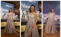 Sorina Obreja, aparitie spectaculoasa la Gala Generozitatii. Prezentatoarea Pro TV a atras toate privirile cu o rochie superba - FOTO