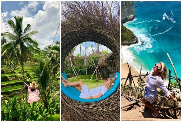 """""""Eu am spus ca niciodata nu o sa merg de doua ori in acelasi loc, insa nu a fost si in cazul Bali."""" Ce a facut-o pe Olga Tapordei sa revina pe aceasta insula superba? VIDEO"""