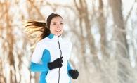 Frigul de afara nu trebuie sa fie un impediment! Iata 9 sfaturi utile pentru a face sport iarna - FOTO