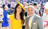 Prima imagine clara cu gemenii lui Amal si al lui George Clooney. La un anisor, micutii seamana leit cu actorul - VIDEO