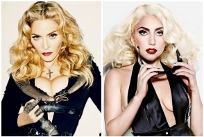 Scandal de proportii in lumea muzicii internationale! Ce a facut Lady Gaga, astfel incat a suparat-o atat de tare pe Madonna? FOTO