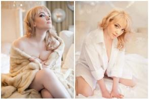 Adriana Ochisanu, protagonista unei sedinte foto nud?