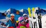 Cele mai frumoase sporturi de iarna pentru copilul tau! Iata cateva reguli de care trebuie sa tii cont - FOTO