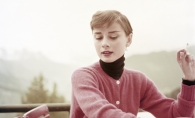 Audrey Hepburn, una dintre cele mai frumoase femei a tuturor timpurilor. Nepoata sa insa, este la fel de frumoasa? - FOTO
