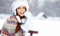 Cum avem grija de piele pe timp de iarna? Iata 10 sfaturi pe care ar trebui sa le urmezi - FOTO