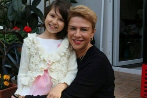 Fiica lui Teo Trandafir, de nerecunoscut! Iata cat de mult s-a schimbat Maya - FOTO