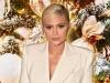 Cum arata bradul de Craciun al lui Kylie Jenner. Este o bijuterie de aur, de 6 metri inaltime - VIDEO