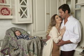 Adela Popescu si Radu Valcan au hotarat ce prenume va purta copilasul lor: