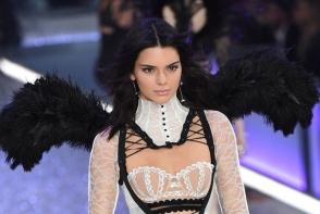 De pe podiumul Victoria's Secret, direct la coada la McDonald's. Iata cum a fost surprins modelul Kendall Jenner - FOTO