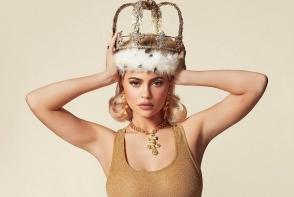 S-a vazut tot! Kylie Jenner a imbracat o rochie periculos de transparenta - FOTO