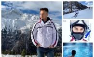 Vacanta de cinci stele in Austria! Iata cum s-a rasfatat Dan Ionita intr-un cadru de poveste: