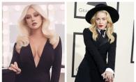 Christina Aguilera o copiaza pe Madonna? Vezi ce look indraznet a adoptat - FOTO