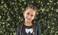 Amelia Uzun, intr-o vacanta de vis in Dubai, alaturi de tatal ei. Vezi ce planuri are micuta cu glas de privighetoare - VIDEO