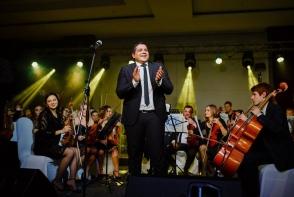 De la muzica clasica, la cea electronica! Peste 200 de talente au creat un moment magic la Palatul National - VIDEO