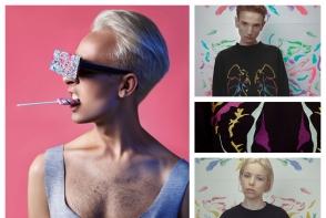 Nathaniel Kowalsky lanseaza prima linie de haine! Stilistul si fotograful de moda a creat o colectie capsula de hanorace cu un design unic si irepetabil - VIDEO
