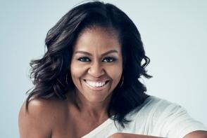 Michelle Obama, intr-o tinuta de senzatie. Vezi ce outfit neasteptat de indraznet a abordat sotia fostului presedinte SUA - FOTO