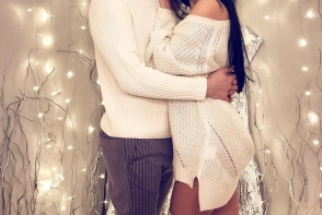 Senzual, romantic si feeric. Unul dintre cele mai noi cupluri din showbiz si-a imortalizat dragostea printr-o sedinta foto inedita - VIDEO