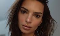 Emily Ratajkowski, cadou fierbinte pentru fani! Modelul si-a innebunit admiratorii cu o poza topless - FOTO