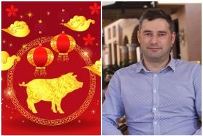Previziuni pentru 2019! Astrologul Sergiu Iordachi iti spune la ce surprize sa te astepti in anul Porcului - FOTO