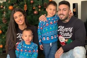 Antonia si Alex Velea si-au sarbatorit fiul. Imaginile de senzatie care au primit zeci de mii de like-uri - FOTO