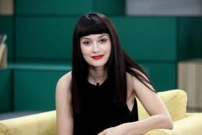 Imagini in premiera cu Irina Rimes, cantand o melodie populara. Iata cum arata bruneta la 17 ani - VIDEO