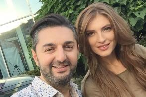 Imbina utilul cu placutul! Adrian Ursu si sotia sa, Irina Negara, intr-o calatorie de vis in Israel - FOTO